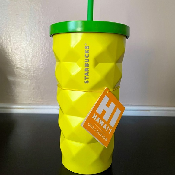Starbucks Pineapple Hawaii collection cup